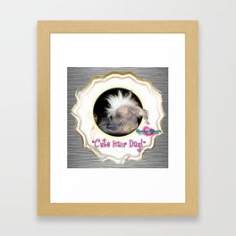 Gentle Giants Rescue and Adoptions Framed Art Print