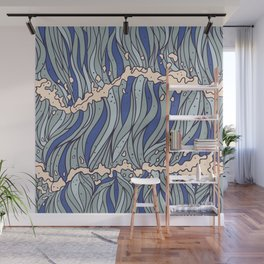 Japanese Pattern #3 Wall Mural