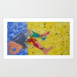 Humanitas 8 Art Print