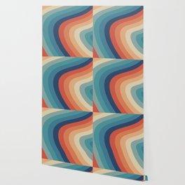 Retro Rainbow Mood Wallpaper