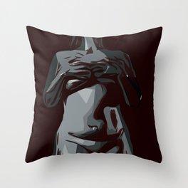 Saskia Throw Pillow