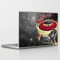 ufo Laptop & iPad Skins featuring UFO by Keka Delso