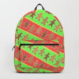 Gingerbread Men Backpack