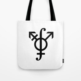 Path Integral on the Gender Manifold Tote Bag