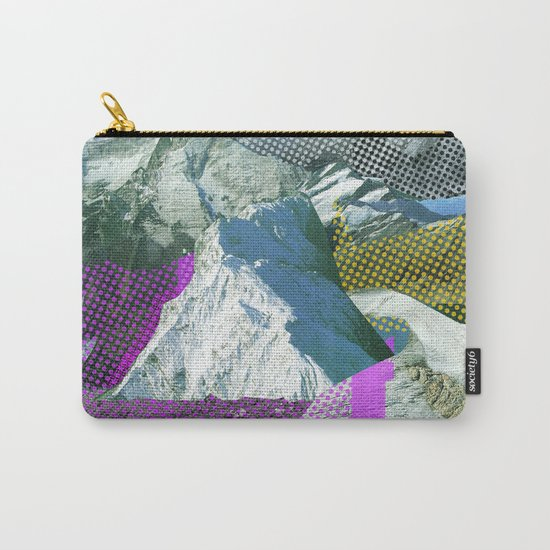 Experiment am Berg 17 Carry-All Pouch