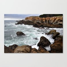 WAVES I Canvas Print