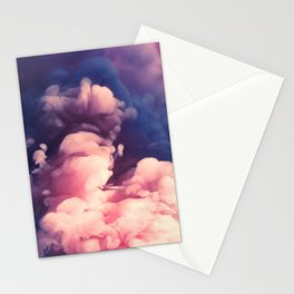 Smoke Bomb Stationery Cards