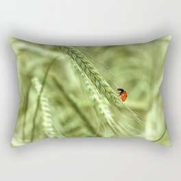 Ladybug 39 Rectangular Pillow