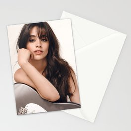 Camila Cabello 4 Stationery Cards