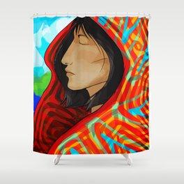 Kuna Brisa Shower Curtain