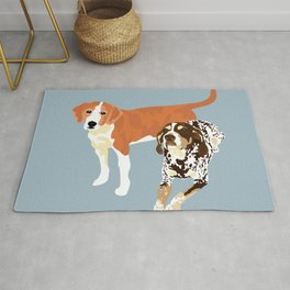 Lucy and Ricky Rug
