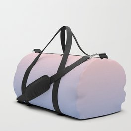 Ombre | Rose Quartz and Serenity | Pantone Colors of the Year 2016 Duffle Bag