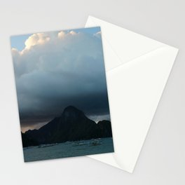 dark sky Stationery Cards