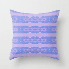 Alaska Mountain Abstract - PWP Throw Pillow