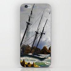 The Big Swell iPhone & iPod Skin