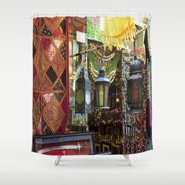 Arabian Lanterns 2! Shower Curtain