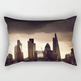 City of London Rectangular Pillow