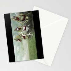 3 Lurkers  Stationery Cards