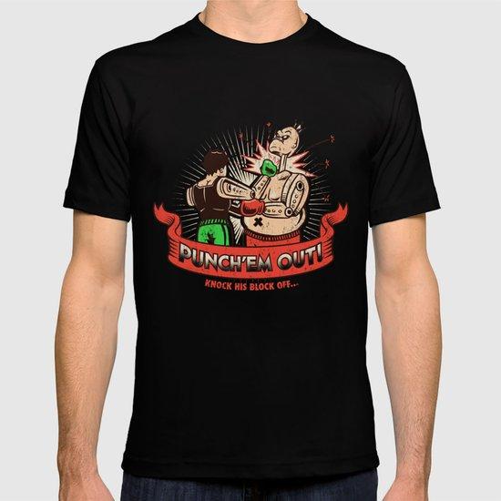 Punch'em Out T-shirt