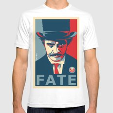 FATE Mens Fitted Tee X-LARGE White