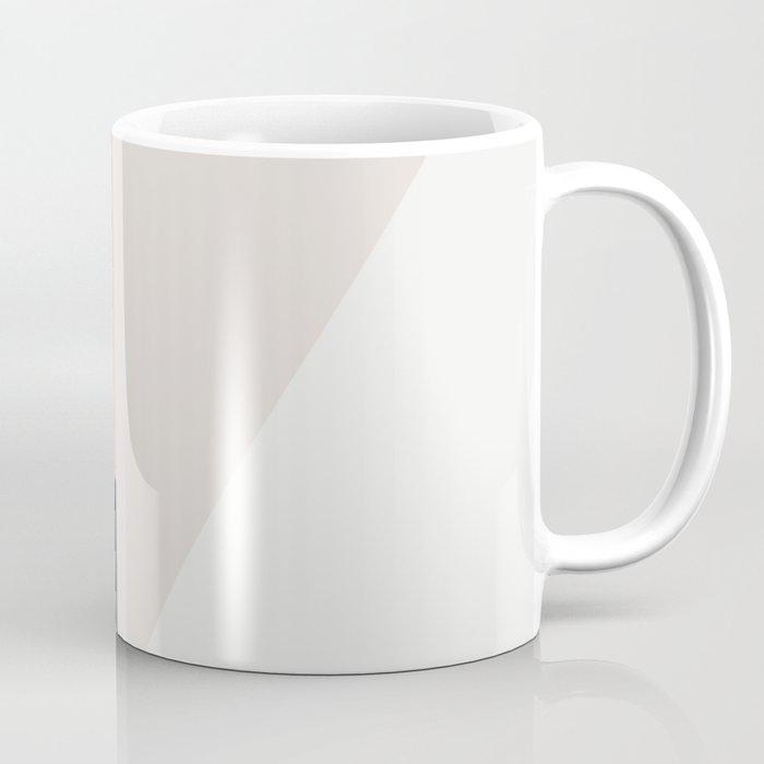 Cirque 01 Abstract Geometric Coffee Mug