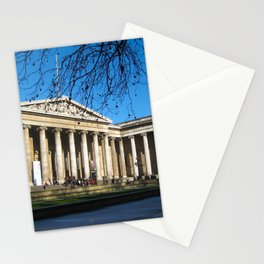 The British Museum In London Stationery Cards