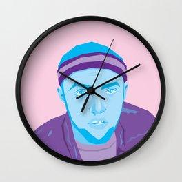 Mac Mizzle Wall Clock