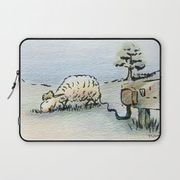 Electric Sheep Laptop Sleeve