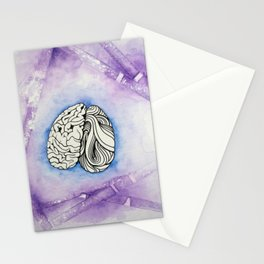 Brains Matter Stationery Cards