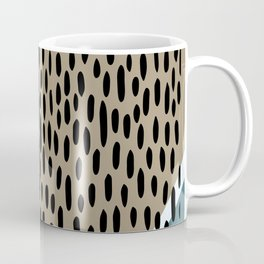 Raining pattern Coffee Mug