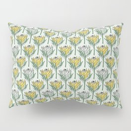 King Protea (Yellow) Pillow Sham