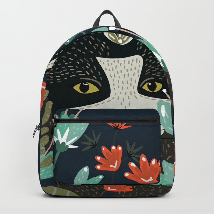 Curious Cat Backpack