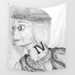 Card IV Wall Tapestry