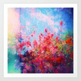 Floral 40 Art Print