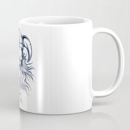 Vintage Great Beards - Crazy Viking Coffee Mug