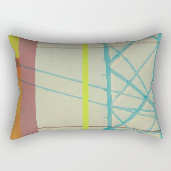 Abstraction VII Rectangular Pillow