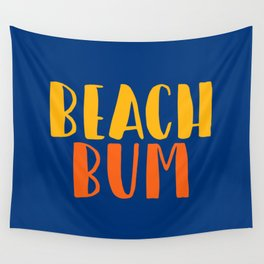 Beach Bum Wall Tapestry