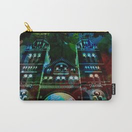 UK, England, London, Natural History Museum, the facade Carry-All Pouch