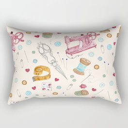 Sewing Rectangular Pillow