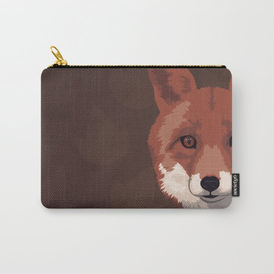 Vulpini Carry-All Pouch