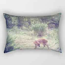 Doe A Deer Rectangular Pillow