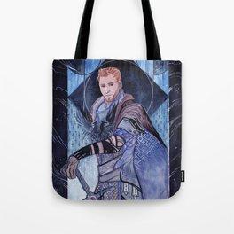 Grey Warden Alistair Tote Bag