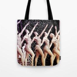 Rockettes Tote Bag