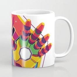 Tony in Popart Coffee Mug
