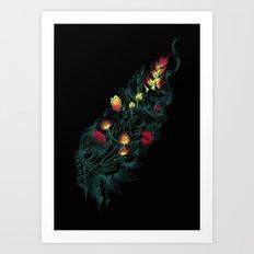 AVANT GARDE'n V2 Art Print
