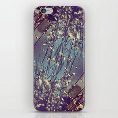 Flower Flip iPhone & iPod Skin