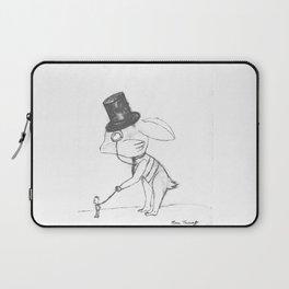 Bankster Bunny Laptop Sleeve