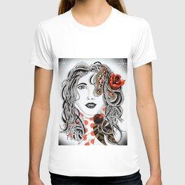 Beauty Woman T-shirt