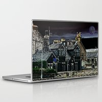 police Laptop & iPad Skins featuring Police House by Valerie Paterson