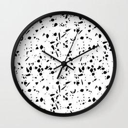 Terrazzo 047 Wall Clock
